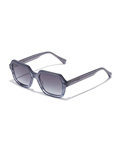 Hawkers Minimal Occhiali da Sole, Grigio Degrato, One Size Unisex-Adulto