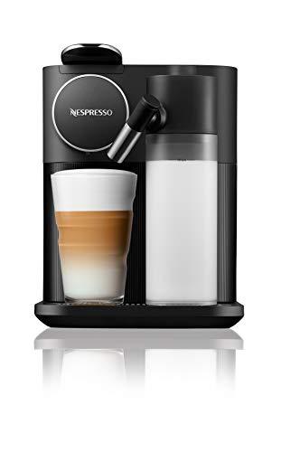 Nespresso Gran Lattissima Coffee and Espresso Machine by DeLonghi with Aeroccino, Sophisticated Black