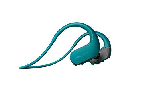 Sony NW-WS413 Sport-Walkman 4GB (kabellos, Wasserdicht, Staubdicht) blau