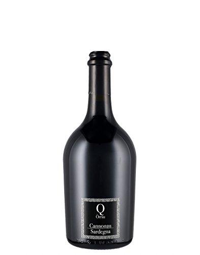 Cannonau di Sardegna DOC Òrriu Quartomoro di Sardegna 2018 0,75 L