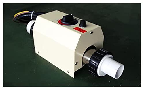 juqingshanghang1 Bombas y Equipos de plomería Bomba de Calentador de baño de termostato de Calentador de Agua eléctrico de 3kW, Calentador de Agua termostato de la Piscina del termostato del TER