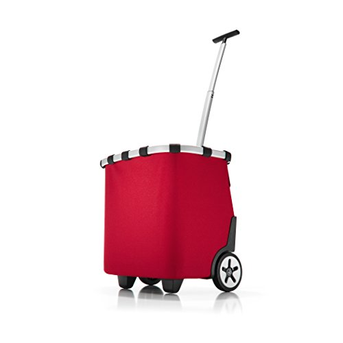 Reisenthel carrycruiser Sacca, 47 cm, 40 Liters, Rosso...