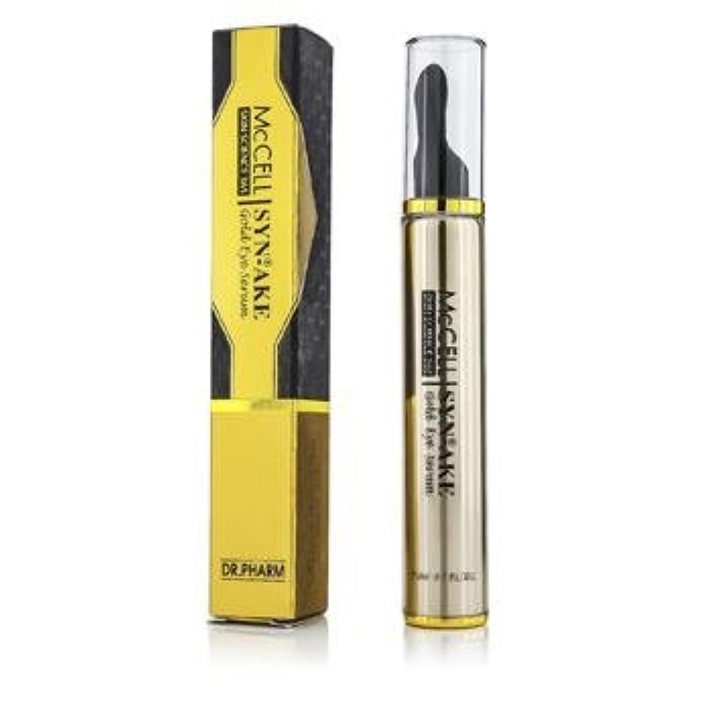 チョップ信念ガイドドクターファーム McCELL Skin Science 365 SYN-AKE Gold Eye Serum 15ml/0.5oz