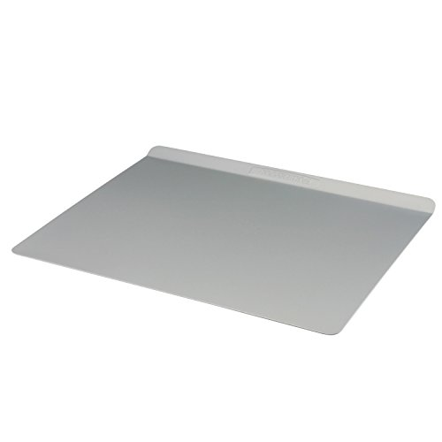 Farberware Insulated Bakeware Nonstick Cookie Baking Sheet, 14 Inch x 16 Inch, Light Gray