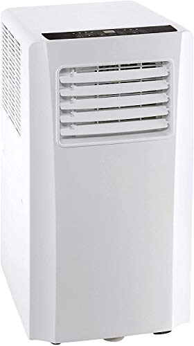 3in1 Mobiles Klimagerät 2,6KW Kühlleistung inkl. Fernbedienung, Klimaanlage, Ventilator, Luftentfeuchter in einem Gerät | Kältemittel R290 | 65dB(A) (9000 BTU)