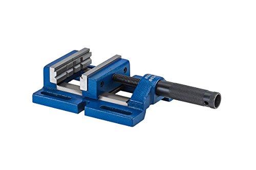RÖHM 1132597 Bohrmaschinen-Schraubstock DPV, Größe 4, Backenbreite 150, mit Prismen- und Normalbacke SBO