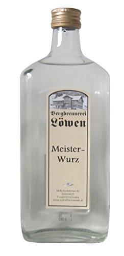 Löwen: Meisterwurz / 42% Vol. / 0,5 Liter -Flasche