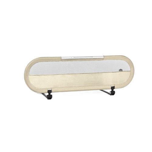 BABYHOME - Barrera de Cama Babyhome Side Light con Luz LED sand beige