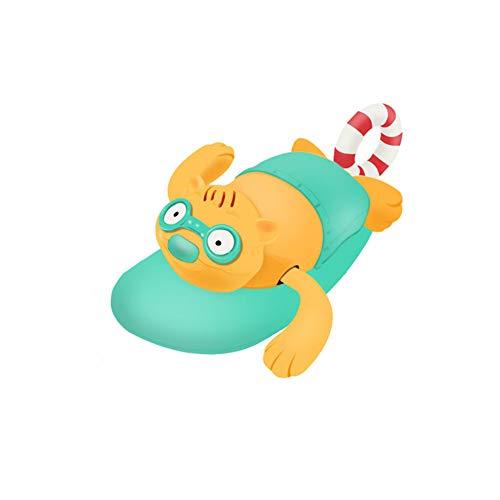 JOYFEEL Baño del bebé Juego de los Juguetes, Ducha del baño del bebé no tóxico Seguro de la pequeña Tortuga Y Patito Ducha del Aerosol de Agua Juegos Diversión Fiesta en la Piscina para niños y niñas