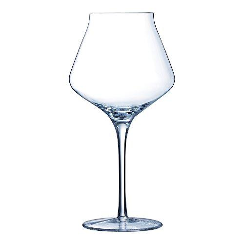 Chef & Sommelier Reveal ́Up Intense Lot de 6 Verres à vin sans Trait 450 ML