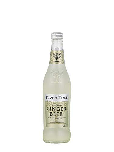 Fever Tree - Ginger Beer 500ml (Pack de 8 Unités)