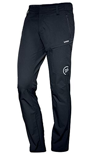 Uvex Colección 26 - Pantalones de Trabajo para Hombre, Color Negro, con múltiples Bolsillos Negro 3 Mes