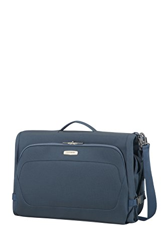 SAMSONITE Spark SNG -Tri-Fold Travel Garment Bag, 55 cm, 62 liters, Blue