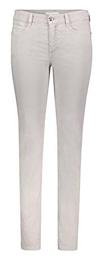 MAC Jeans Damen Angela_0466L Hose, Grau (Aluminium PPT 041R), W46/L30