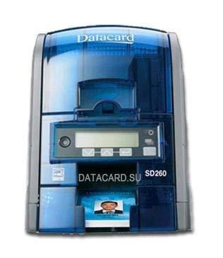 BRANDNEU Datacard SD260 id-kartendrucker