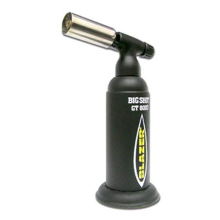 Blazer Products 189-8000 Big Shot Bench Torch Gt8000 Black