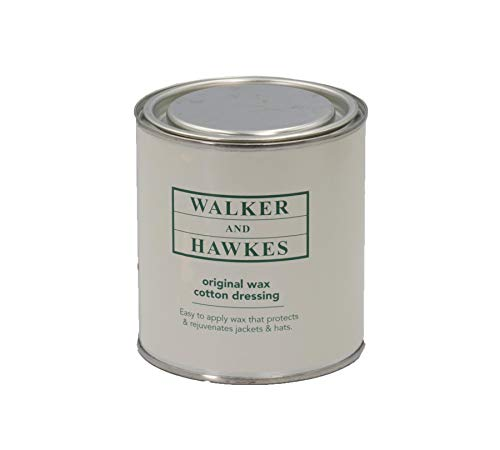 WALKER AND HAWKES - Trattamento impermeabilizzante protettivo - per abbigliamento e giacche in cotone cerato - 200ml