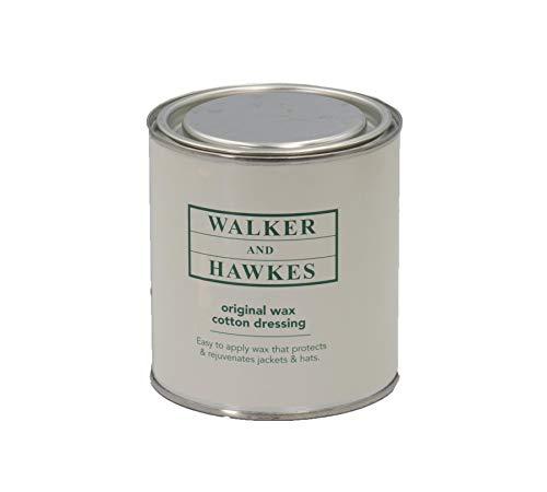 Walker & Hawkes - Pflegemittel für gewachste Baumwolle - imprägnierender Schutz für Kleidung/Jacken - 500ml