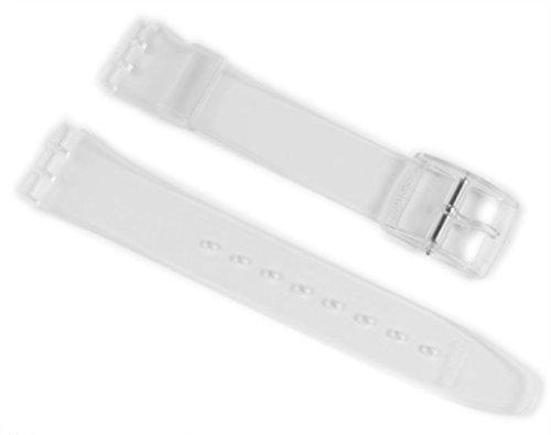 Swatch Lady Ersatzband Uhrenarmband Kunststoff Anstoßbreite 12mm AL0021