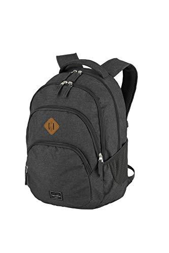 """31FUu3UTh L - Travelite """"Basics mochilas para viajes urbanos y excursiones de ciclismo y senderismo — modernas, funcionales, seguras"""
