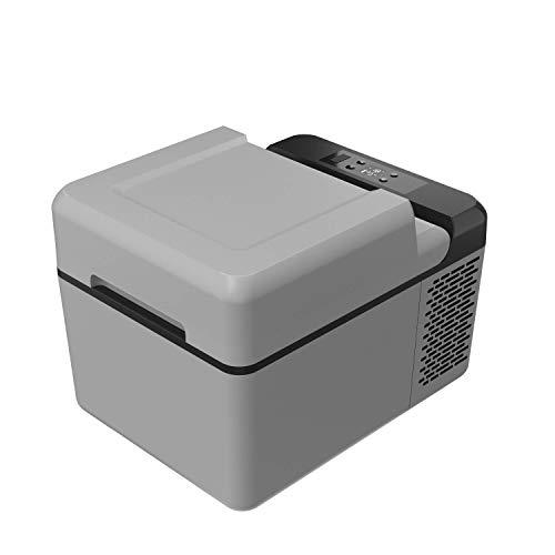 Alpicool C12 Mini Portable Refrigerator/Freezer 13 Quart(12 Liter) Vehicle, Car, Truck, RV, Boat, Mini Fridge Freezer for Driving, Travel, Fishing, Outdoor -12/24V DC