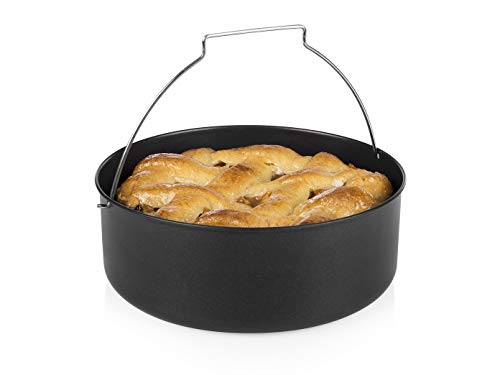 Cakevorm Ø 16,5 cm, accessoires voor heteluchtfriteuse Digital Aerofryer 182021, cake-pan