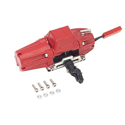 LHSJYG Cabrestante EléCtrico,Cabrestante VehíCulos EléCt 1:10 Motor eléctrico de Metal Torno y...