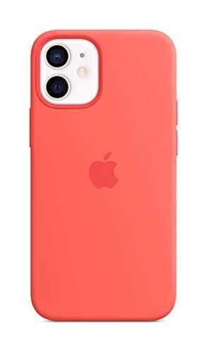 Apple Funda de Silicona con MagSafe (para el iPhone 12 Mini) - Pomelo Rosa