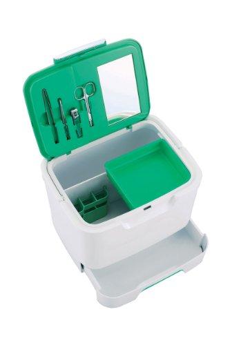 イモタニ 収納上手な救急箱(救急セット付)