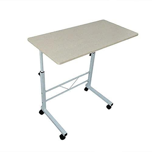 Mesa plegable multifunción, escritorio plegable para computadora en la cama, ángulo de altura giratorio ajustable para computadora portátil, sofá, escritorio, bandeja de comida, soporte para mesa, sop