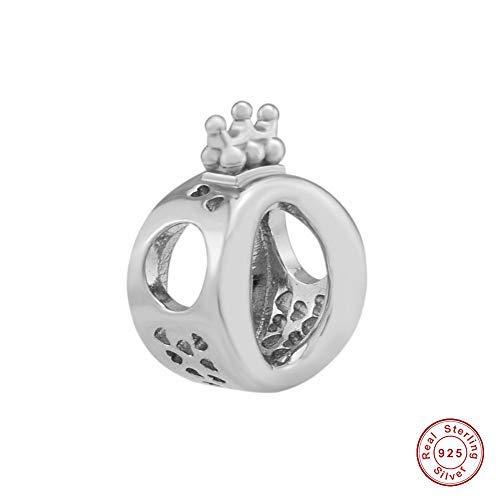 MOCCI 2018 per-Herbst-Kollektion Krone O Perlen DIY Passt für Original Pandora Armbänder Charm Modeschmuck