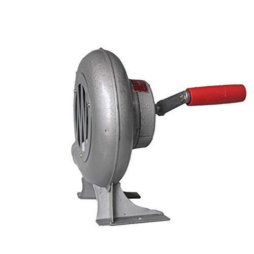 YANGSANJIN Blower,Hand-Operated Barbecue Blower - BBQ Crank-Handheld Fan - voor Home Fireplace, Outdoor Barbecue,300W