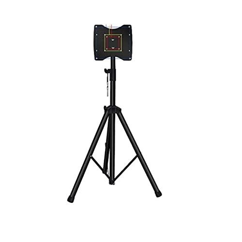 Soporte de pared para TV, soporte universal para TV LCD, soporte de piso, pantalla, elevador móvil, plegable, exhibición de máquina de publicidad, soporte vertical (para 1432 pulgadas) soporte para TV