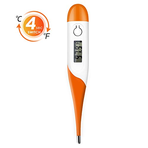 Adoric Best Digital Medical Thermometers Armpit and Oral Thermomet Thermometers
