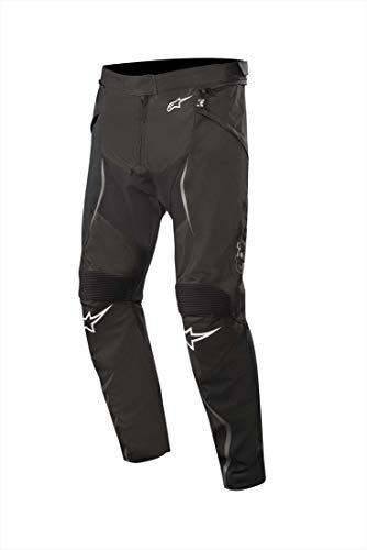Alpinestars Motorradhose A-10 Air V2 Pants Black, Schwarz, XL