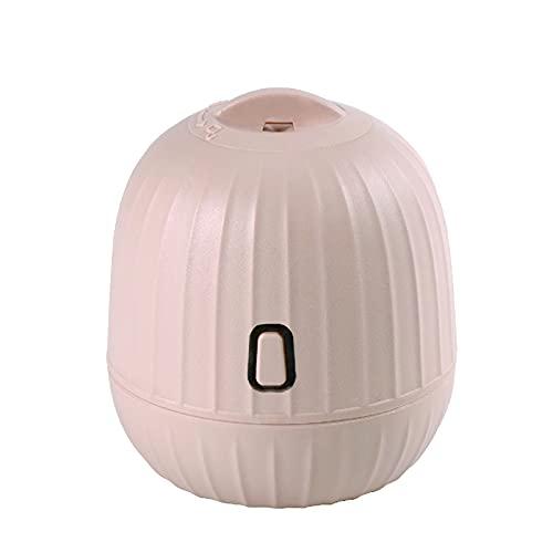 Anself 2 en 1 Cepillo Facial de Silicona Eléctrico Mini Mist Spray Humidificador Facial Hidratante Facial Vibración Sónica Masajeador de Piel de Limpieza Profunda de Poros