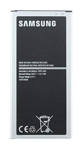 Akku für Samsung Galaxy J7 (2016) | Li-Ion Ersatzakku mit 3300mAh | Samsung Original-Zubehör | inkl. Displaypad