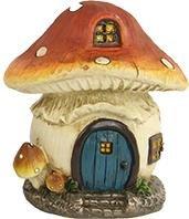 Mini Jardin, Maison Champignon moyen Hauteur env. 12,5 cm