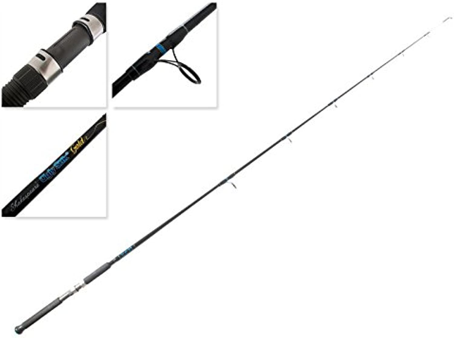 Ugly Stik gold Travel Rod 6ft 2-4kg 3pc