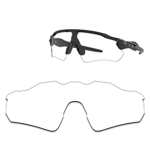 Kygear Anti-fading Polarized Replacement Lenses Fits for Oakley Radar Ev Path Aoo9208ls Sunglasses