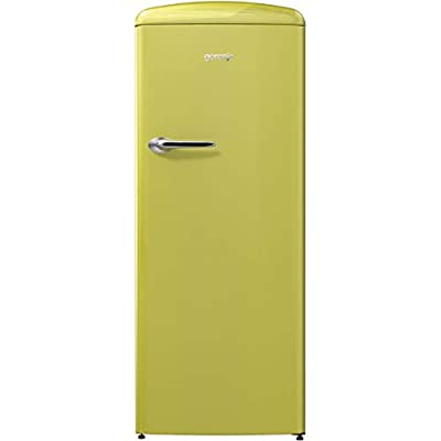 Gorenje ORB153AP Retro Freestanding Fridge With Freezer Box - Apple