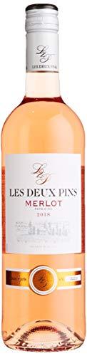 Les-Deux-Pins-IGP-Pays-dOc-Merlot-Rosewein
