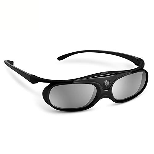 Gafas 3D Obturador Activo Gafas 3D Dlp-Link USB Blue Compatible Benq W1070...