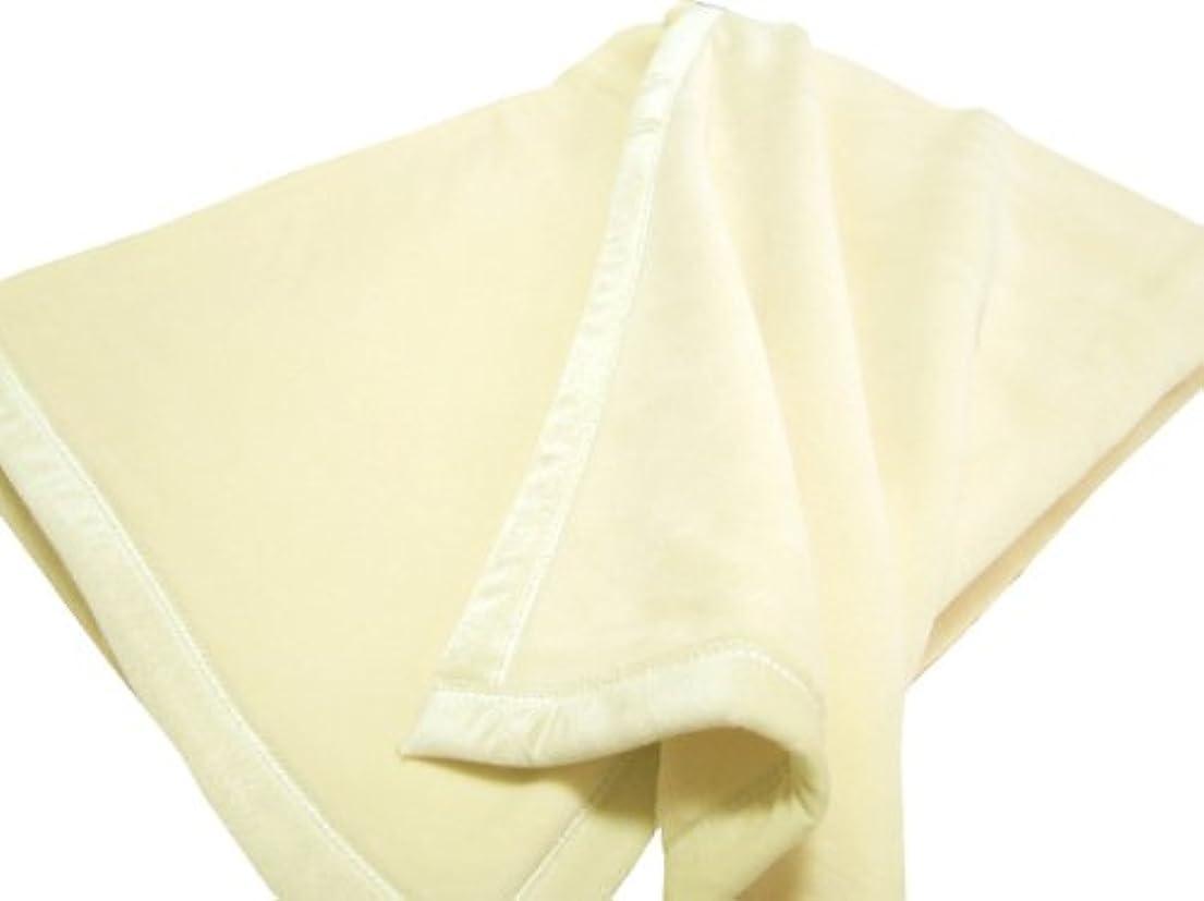 ボリューム管理者七時半アレルギー対策毛布 『マイクロマティーク』洗える毛布 ダブルサイズ* (毛布(クリーム))