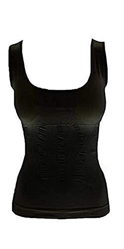 【正規品】キルダケスリム|Lブラック加圧式ブラトップ体幹姿勢矯正レディース