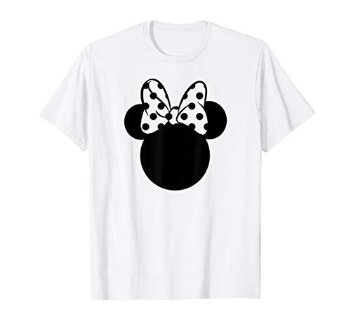 Disney Minnie Mouse Silhouette T-Shirt
