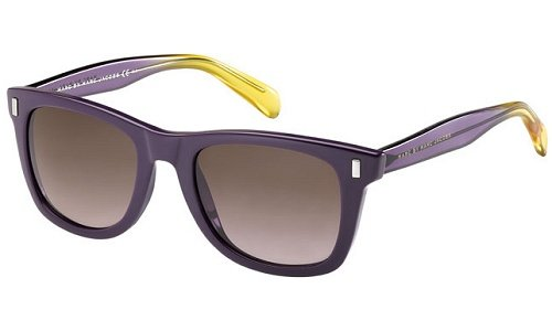 Marc by Marc Jacobs Gafas de sol para hombre. Xj6/3x: Purple/Yellow 51 mm
