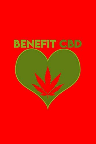 Benefit CBD: Lined Journal - CBD Heart...