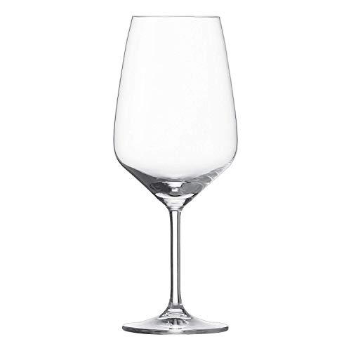 Schott Zwiesel Taste Rotweinglas, Kristallglas, 9.5 cm, 6