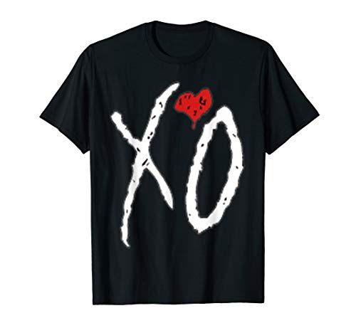 xo tshirt, for love